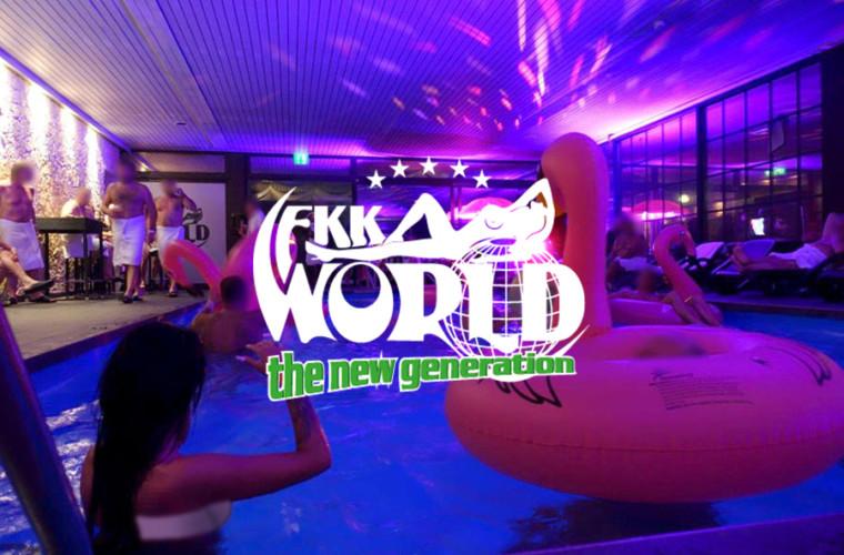 Poolparty - FKK World