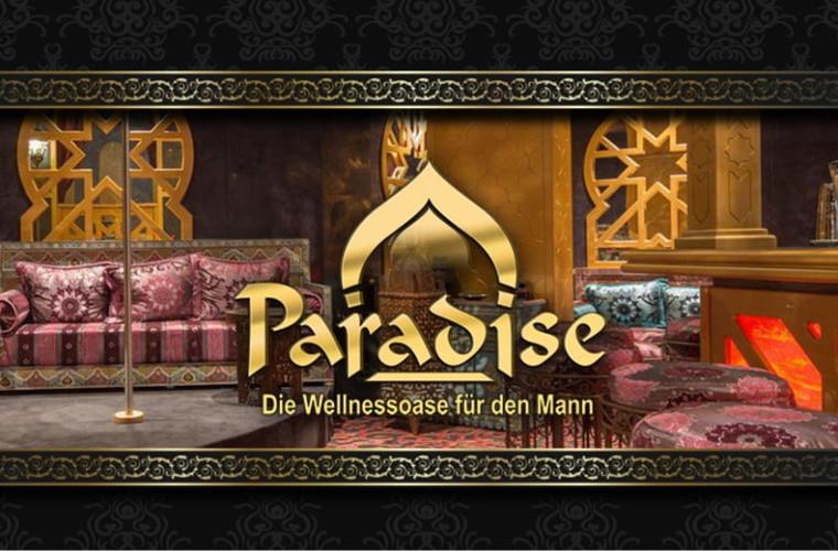FKK Paradise Saarbrücken Banner Logo
