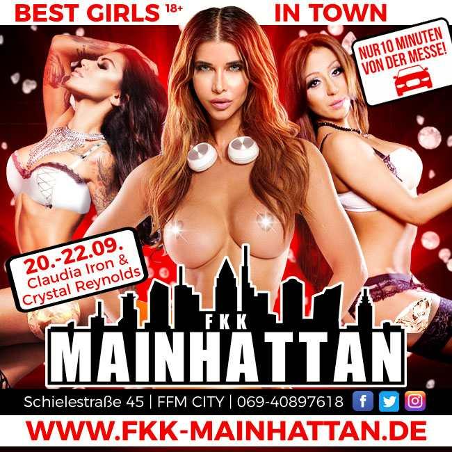 FKK Event in Frankfurt