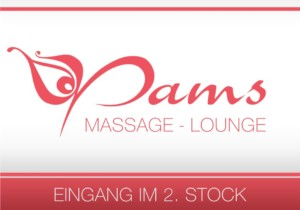 Pams Massagelounge Logo