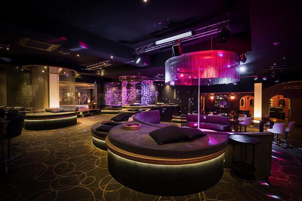 Saunaclub Frankfurt Lounge