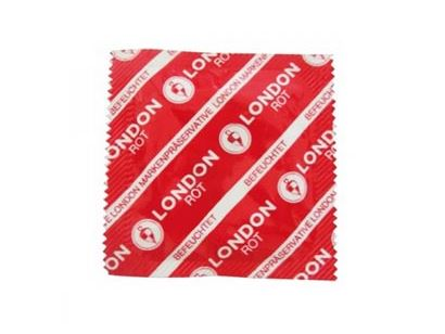 London Kondome rot